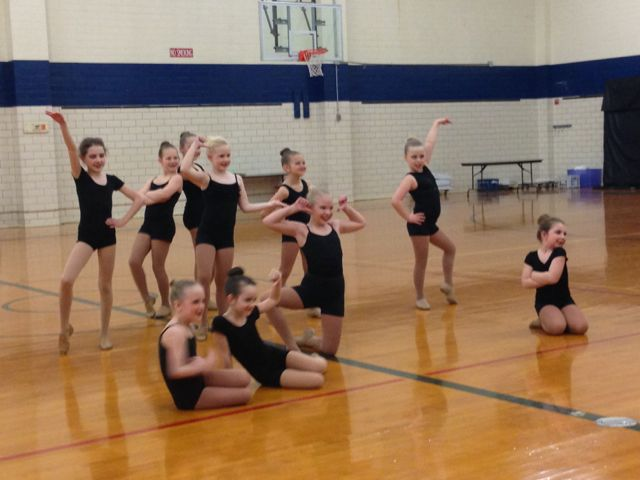 Talent N More Starbabes dance team